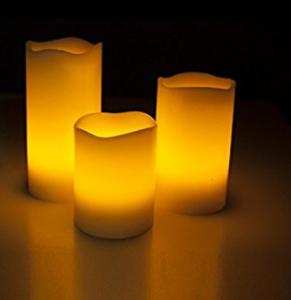 LEDアロマキャンドル